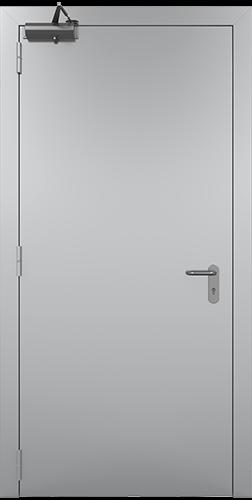 drzwi stalowe jednoskrzydłowe2